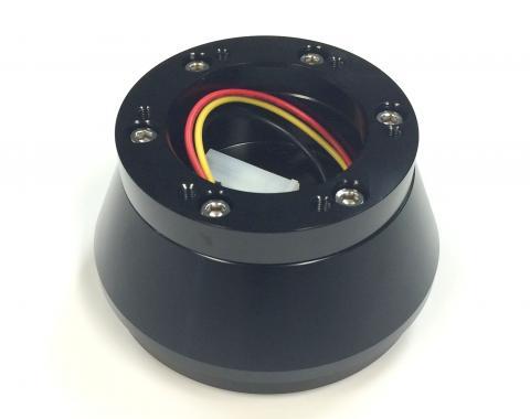 Volante S6 Series Hub Adapter, STH1025 Black