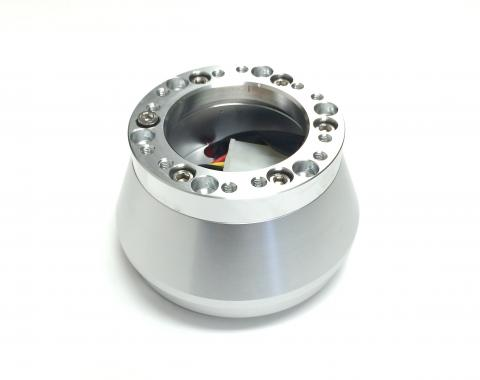 Volante S6 Series Hub Adapter, STH1025 Silver