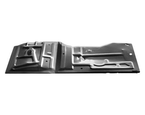 Mustang Floor Pan, Full Length, Driver Side, 1979-1986