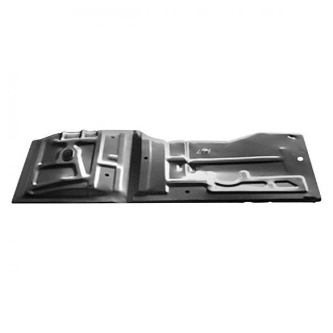 Mustang Floor Pan, Full Length, Driver Side, 1979-1986