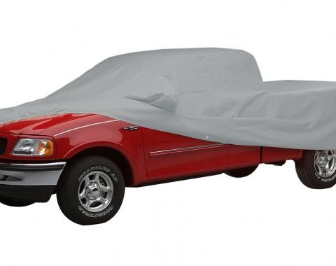 Covercraft 1964-1968 Ford Mustang Custom Fit Car Covers, Polycotton Gray C453PD