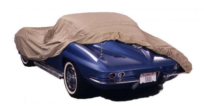 Covercraft Custom Fit Car Covers, Tan Flannel Tan CA26TF