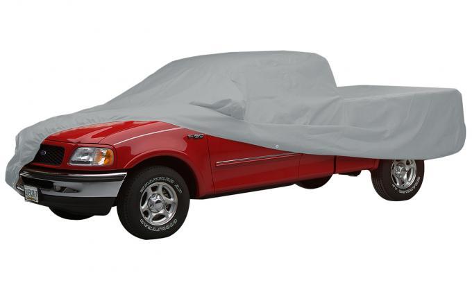 Covercraft Custom Fit Car Covers, Polycotton Gray CA26PD