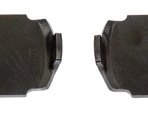 AMD Seat Belt Anchor to Floor Pan Reinforcements (2pcs), 67-70 Fairlane Falcon; 68-70 Torino Montego; 67-78 Galaxie LTD 425-8466-1P