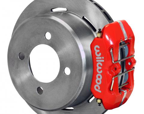 Wilwood Brakes Forged Dynapro Low-Profile Rear Parking Brake Kit 140-12589-R
