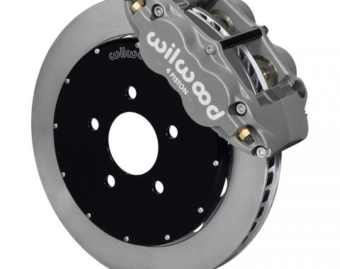 Wilwood Brakes 1994-2004 Ford Mustang Forged Superlite 4R Big Brake Front Brake Kit (Race) 140-14114