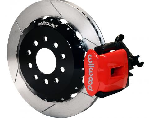 Wilwood Brakes 2005-2014 Ford Mustang Combination Parking Brake Caliper Rear Brake Kit 140-10159-R