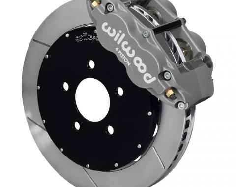 Wilwood Brakes 1994-2004 Ford Mustang Forged Superlite 4R Big Brake Front Brake Kit (Race) 140-14113