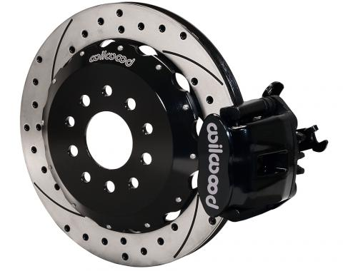 Wilwood Brakes 1994-2004 Ford Mustang Combination Parking Brake Caliper Rear Brake Kit 140-10158-D