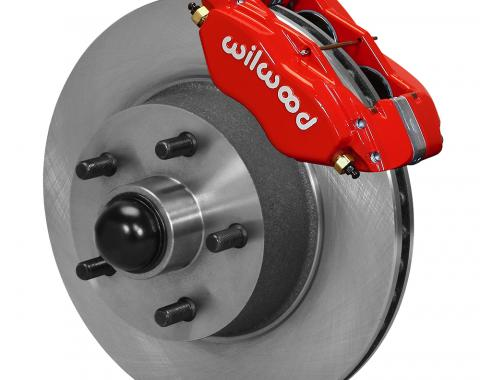 Wilwood Brakes Classic Series Dynalite Front Brake Kit 140-13476-R