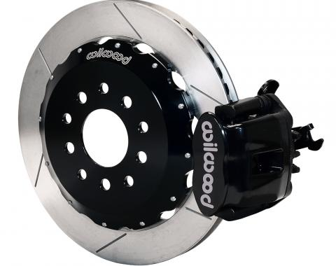 Wilwood Brakes 2005-2014 Ford Mustang Combination Parking Brake Caliper Rear Brake Kit 140-10159