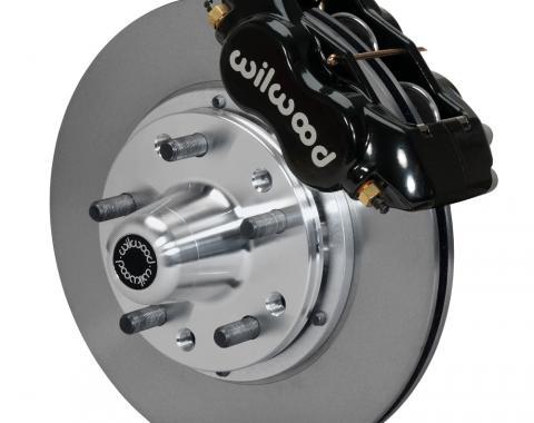 Wilwood Brakes Forged Dynalite Pro Series Front Brake Kit 140-11071