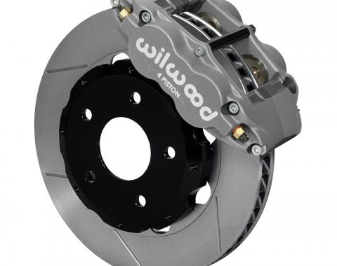 Wilwood Brakes 2005-2014 Ford Mustang Forged Superlite 4R Big Brake Front Brake Kit (Race) 140-12508