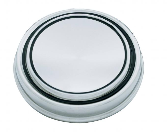 United Pacific Stainless Steel Hub Cap For 1968-69 Ford Mustang A6047