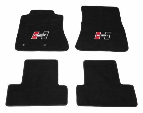 Hurst 2015-2019 Ford Mustang Floor Mat Kit 6370021