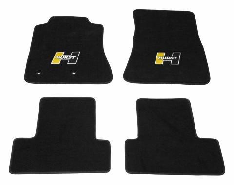 Hurst 2015-2019 Ford Mustang Floor Mat Kit 6371021