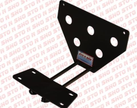 Audi A6/A7 RS Sto N Sho Quick Release Front License Bracket, 2012-2014
