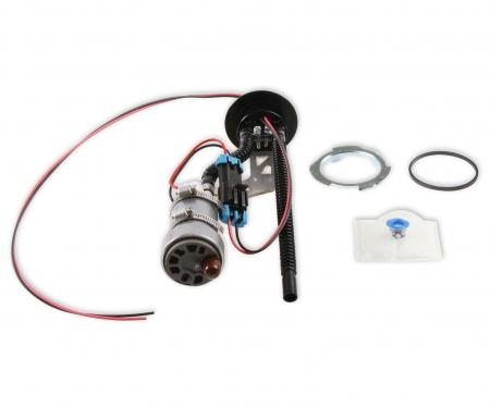 Holley 1983-1997 Ford Mustang 525 LPH Fuel Pump Module 12-347