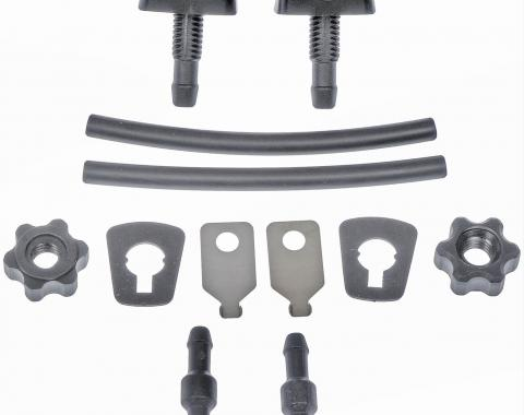 Universal Windshield Washer Nozzle Set
