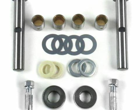 Helix 1928-1948 Ford Spindle King Pin Kit With Bushing HEXSPINKP1