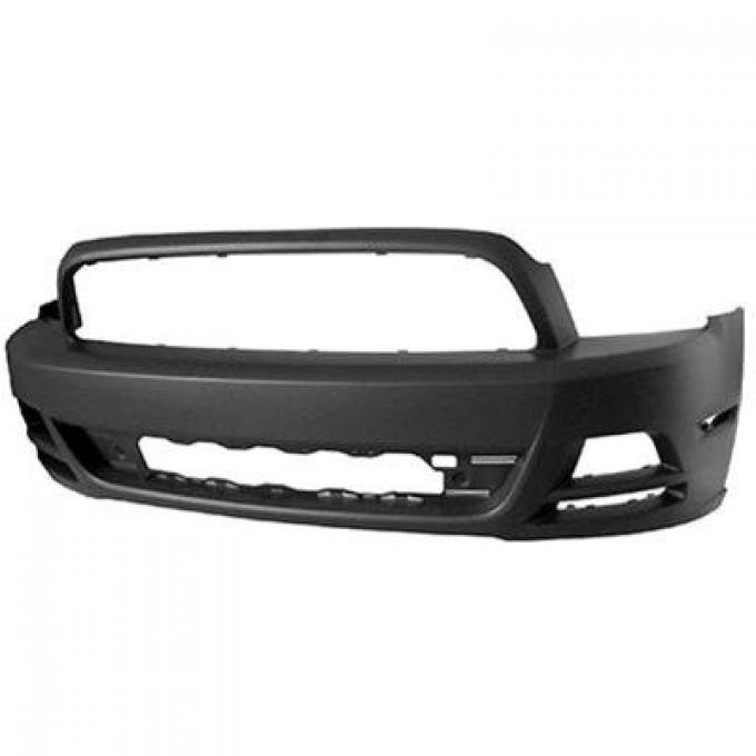 Mustang Front Bumper Cover, 2013-2014