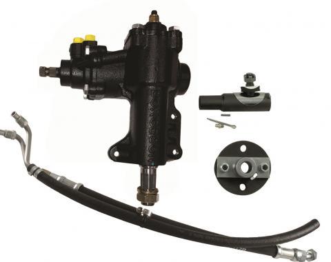 Borgeson Power Steering Conversion Kit. Box 999024