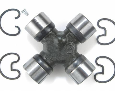 Moog Chassis 232, Universal Joint, OE Replacement, Greasable, Super Strength, With 2 Smooth Bearings