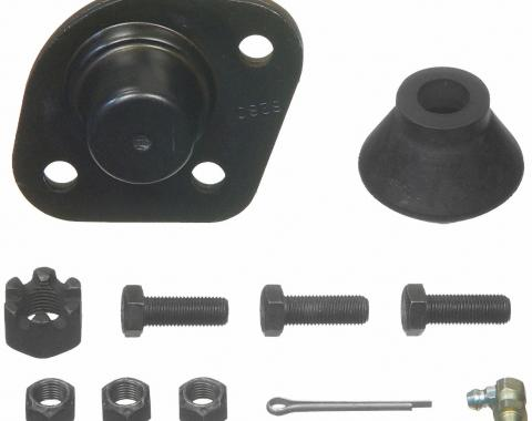 Moog Chassis K8212, Ball Joint, Problem Solver, OE Replacement, With Powdered-Metal Gusher Bearing To Allow Grease To Penetrate Bearing Surfaces