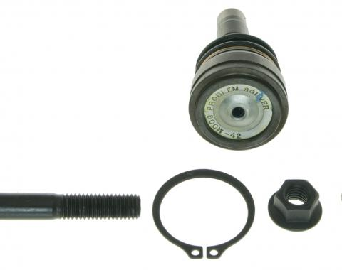 Moog Chassis K500033, Ball Joint, Problem Solver, OE Replacement, With Powdered-Metal Gusher Bearing To Allow Grease To Penetrate Bearing Surfaces