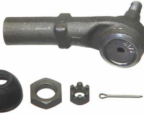 Moog Chassis ES3471, Tie Rod End, Problem Solver, OE Replacement, With Powdered-Metal Gusher Bearing To Allow Grease To Penetrate Bearing Surfaces