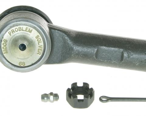 Moog Chassis ES80805, Tie Rod End, Problem Solver, OE Replacement, With Powdered-Metal Gusher Bearing To Allow Grease To Penetrate Bearing Surfaces