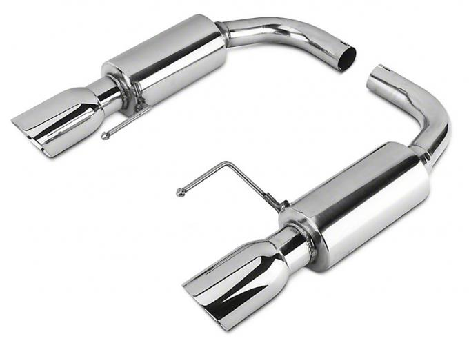 Nxt Step Performance Axle-Back Exhaust, Mustang GT, 2015-2018