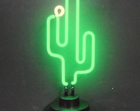 Neonetics Neon Sculptures, Cactus Neon Sculpture