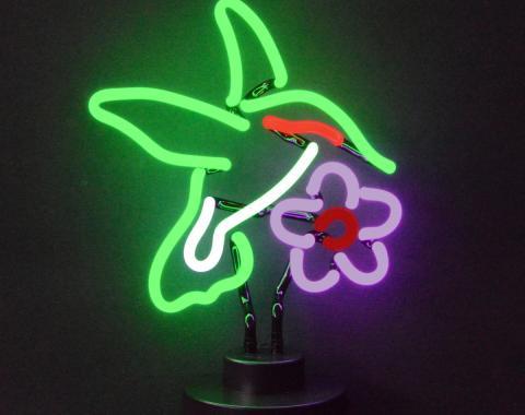 Neonetics Neon Sculptures, Hummingbird Neon Sculpture