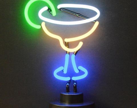 Neonetics Neon Sculptures, Margarita Neon Sculpture