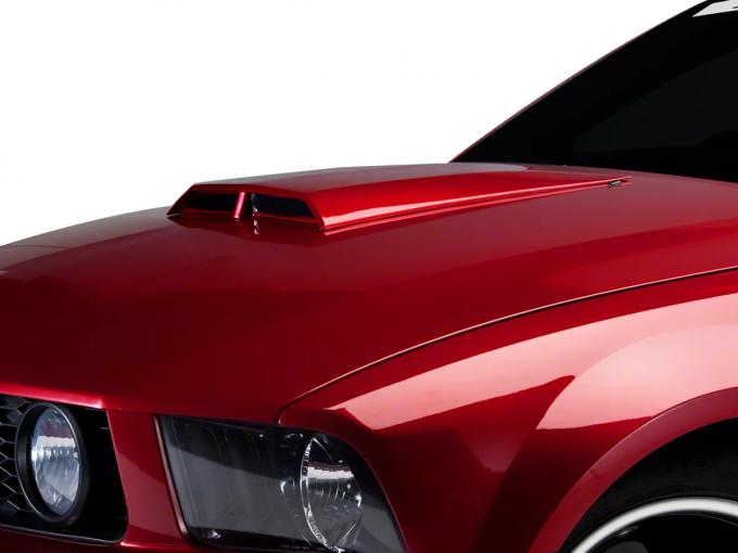 Ford Mustang Ram Air Style Hood Scoop, Non Functional, 2005-2014