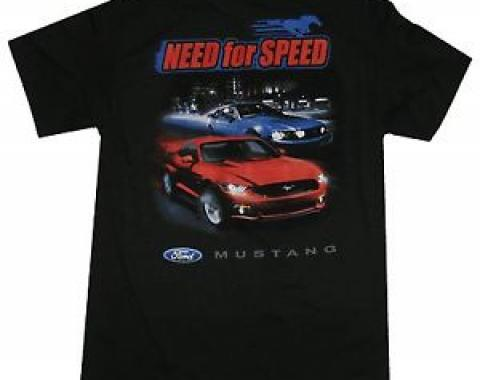 Mustang T-Shirt, I've Got the Need for Speed