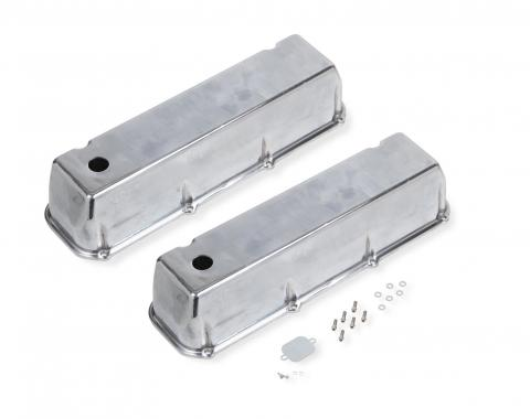 Aluminum Baffled Valve Covers, 429/460
