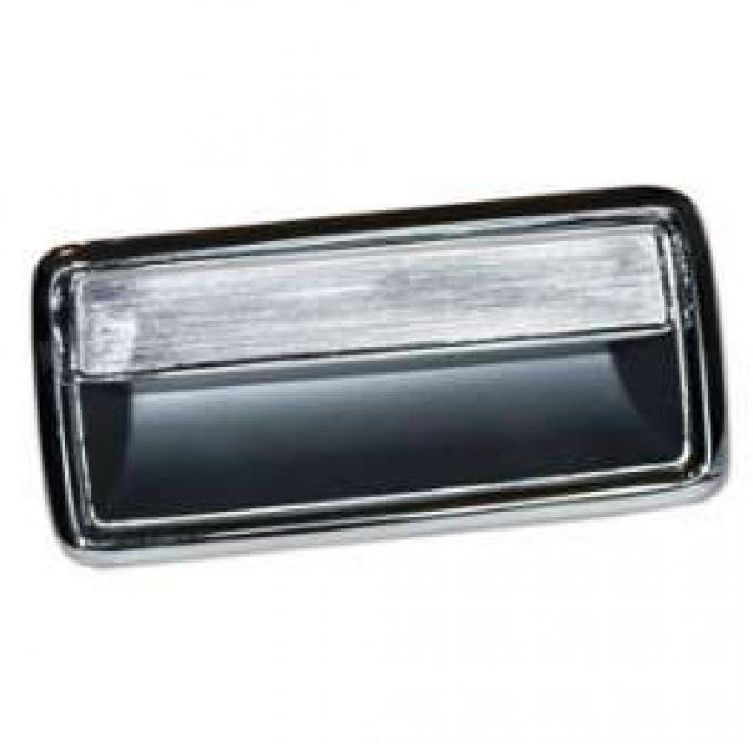 Outside Door Handle - Front Or Rear - Right