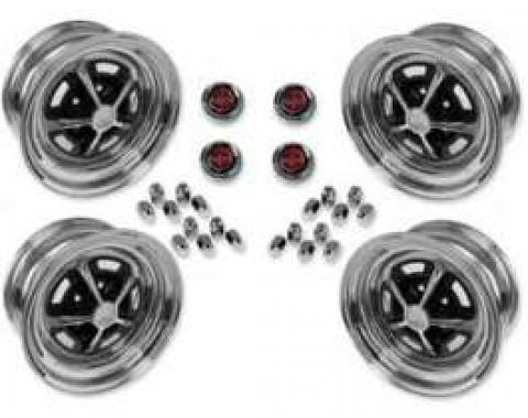Magnum Wheel Kit (17x8) Set