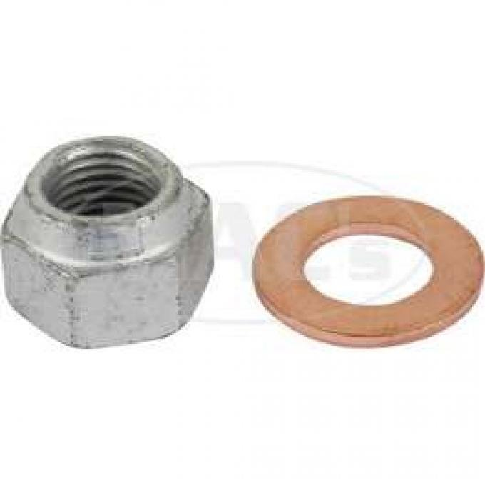 Differential Housing Nut Kit