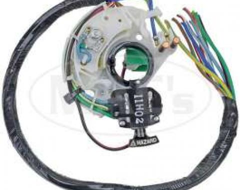 Turn Signal Switch - With Tilt Wheel