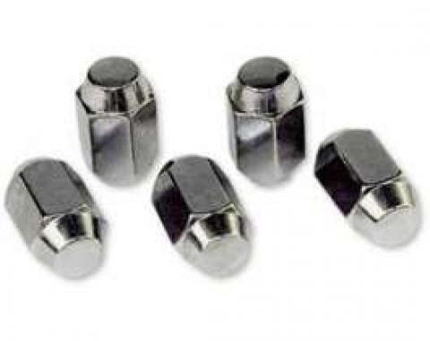 Lug Nut - Chrome - For Styled Steel Wheels - 1/2 20