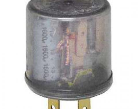Turn Signal/Hazard Flasher - 12 Volt - #224 - 2-Prong