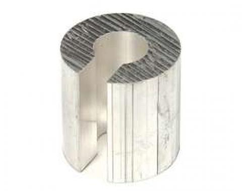 Alternator Spacer - Silver Finish