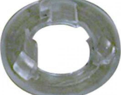 Door Lock Button Grommet - Clear Plastic
