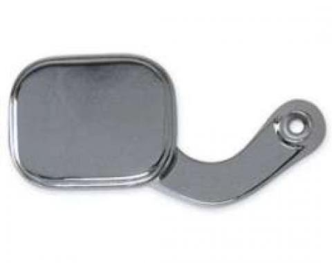 Interior Door Handle - Chrome - Right
