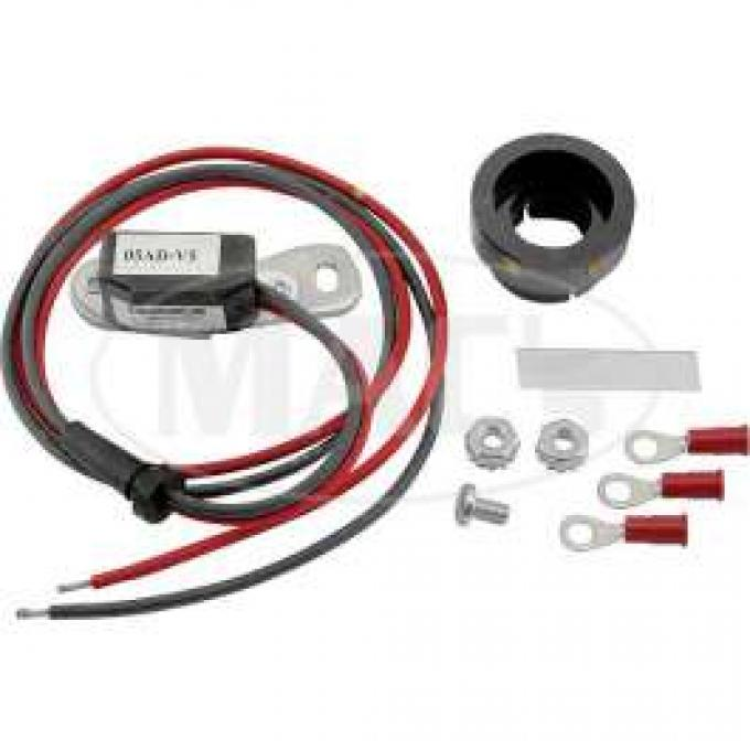 Pertronix Ignitor - 6 Cylinder - Use With Solid D Shaped Distributor Shaft