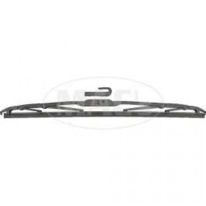 Replacement Type Windshield Wiper Blade - 16 Long - Black Plastic