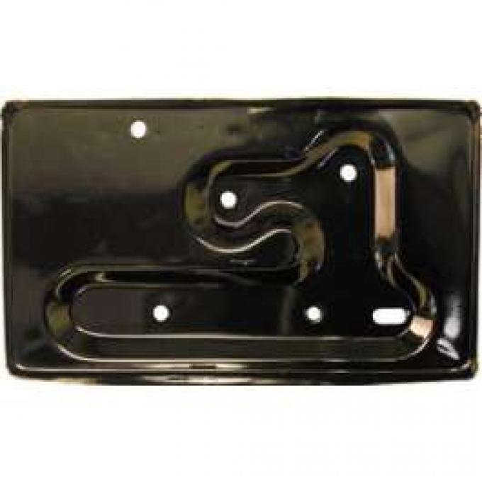 Battery Tray - Painted Black